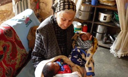 Ημέρα μνήμης για την ιεραπόστολο ''μητέρα'' Θεανώ