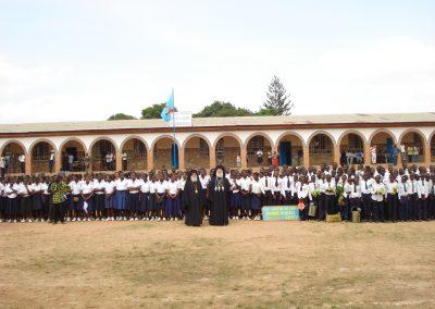 Τα Σχολεία «Φως Χριστού» στο Κολουέζι