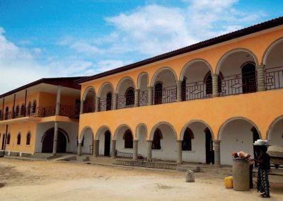 Το Νοσοκομείο «Άγιοι Κοσμάς & Δαμιανός» στο Κολουέζι του Κονγκό