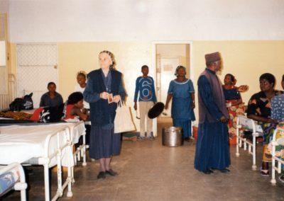 Επίσκεψη στο Νοσοκομείο του Μουαγκέζι στο Κολουέζι