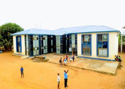 Το Δημοτικό Σχολείο στο Γουότερλου της Σιέρρα Λεόνε