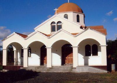 Ο Ι. Ναός Μεταμορφώσεως στο Πορτ-Λουί του Μαυρικίου