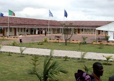 Το Δημοτικό Σχολείο στη Λουζάκα της Ζάμπια