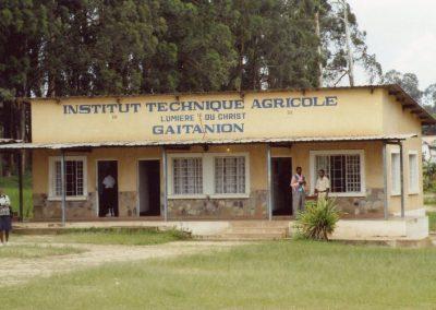 Η Τεχνική Αγροτική Σχολή της Ιεραποστολής στο Κολουέζι του Κονγκό