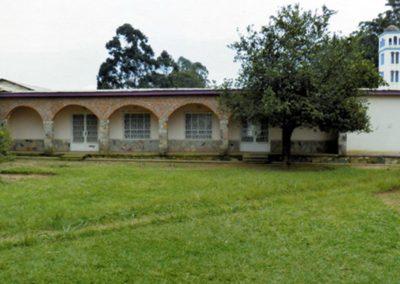 Το Πνευματικό Κέντρο και η Βιβλιοθήκη στο Κολουέζι του Κονγκό