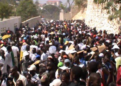 Χιλιάδες οι βοηθούμενοι από την ανθρωπιστική βοήθεια στην Αϊτή