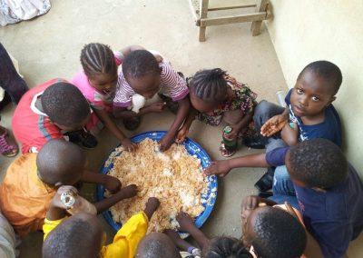 Τα παιδιά του Γουοτερλου στη Σιέρρα Λεόνε