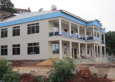 Η Παιδαγωγική Ακαδημία στη Φριτάουν της Σιέρρα Λεόνε