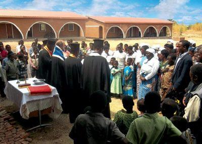 Το Γυμνάσιο στο Παλόμπε του Μαλάουι