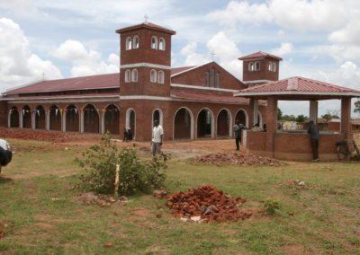 Ο Ι. Ναός Αγίας Τριάδος στο Γκούμπο του Μαλάουι
