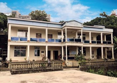Η Παιδαγωγική Σχολή στη Φριτάουν της Σιέρρα Λεόνε