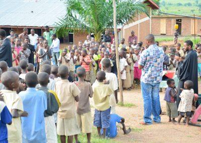 Το σχολείο στο Μουγιάνγκε του Μπουρούντι