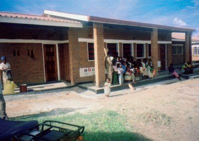 Το Νηπιαγωγείο και το Εργαστήρι Ραπτικής στο Μουλάνζι του Μαλάουι