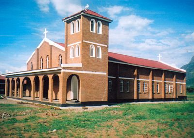 Ο Ι. Ναός Αγίας Άννης στο Μουλάνζι του Μαλάουι