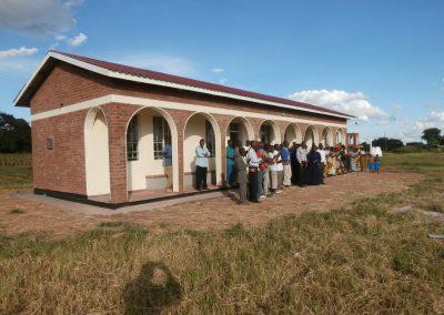 Το Ιατρικό Κέντρο στο Γκούμπο του Μαλάουι