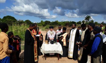 Ανέγερση Ι. Μονής των Εισοδίων της Θεοτόκου στην Κανάγκα