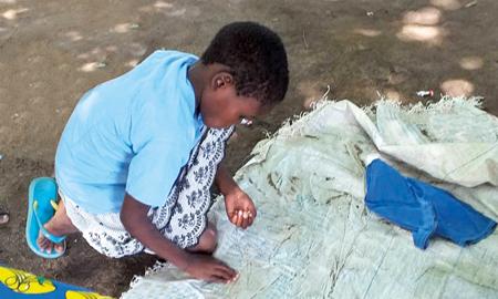 Βοηθήστε την προσπάθειά μας να σώσουμε τα παιδιά στο Μαλάουι