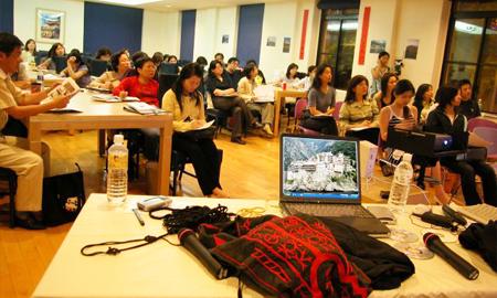 Το σημαντικό έργο της ορθόδοξης κατήχησης στους Κινέζους